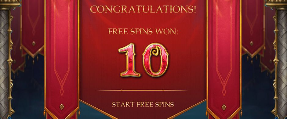 Blood Rose Free Spins