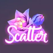 Scatter символ в игровом автомате Butterfly Staxx