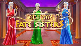 Fate Sisters – очередной автомат серии Age of The Gods от Playtech