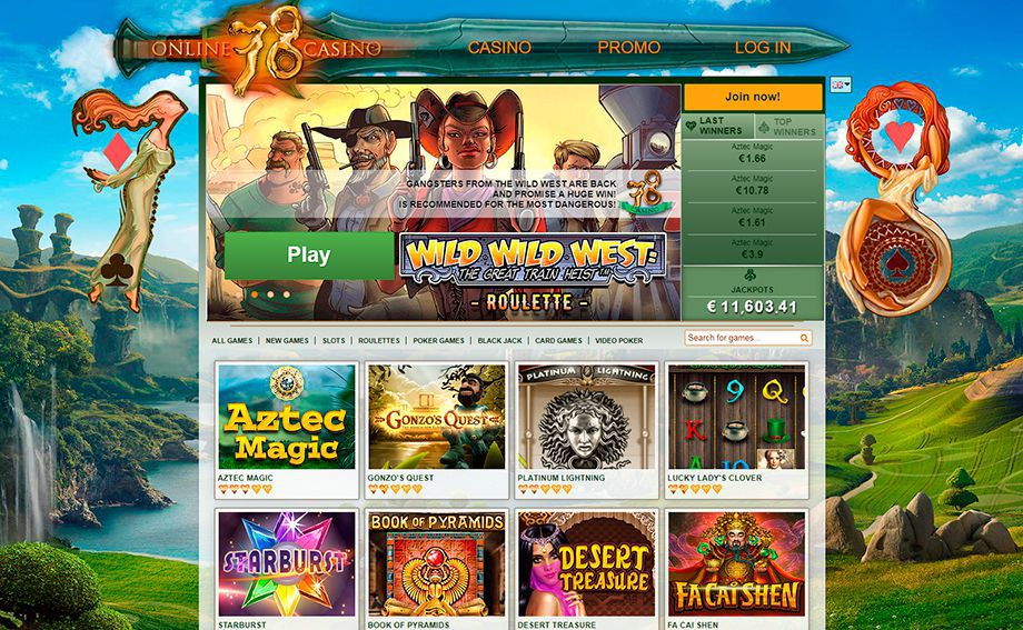 Играть в казино слот 78 покер казино вулкан онлайн играть бесплатно