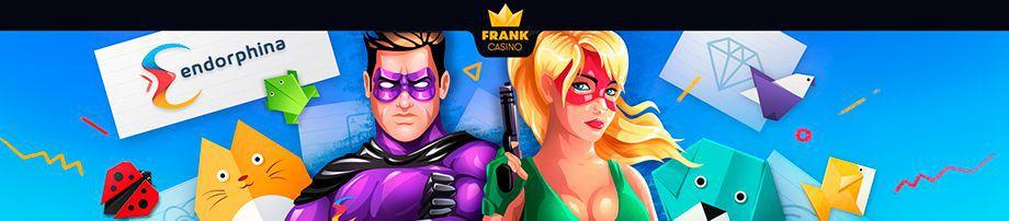 Выбор игр во казино Франк